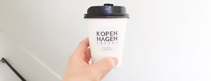 Kopenhagen Coffee is one of KL Coffee.