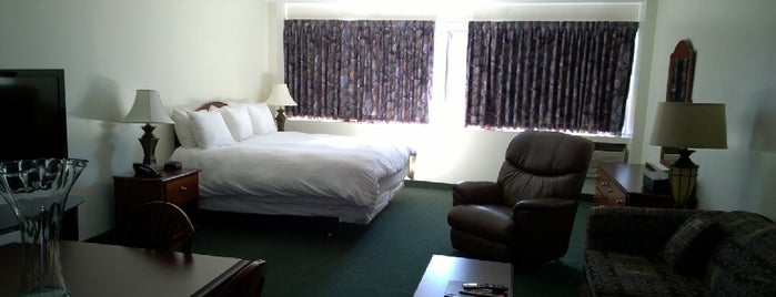 The Business Inn is one of Top 10 Hotels in Ottawa (ranked by guests).