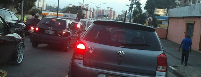 Avenida Interlagos is one of De carro no transito de sp.