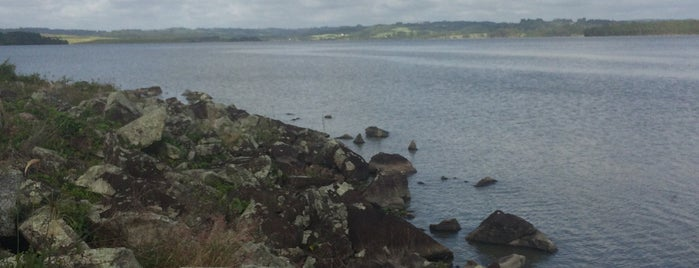 Barragem do Arroio Duro is one of Camaqua.