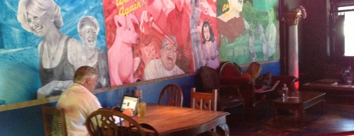 Bourgeois Pig is one of Los Angeles Indie Coffee Places with Wifi.