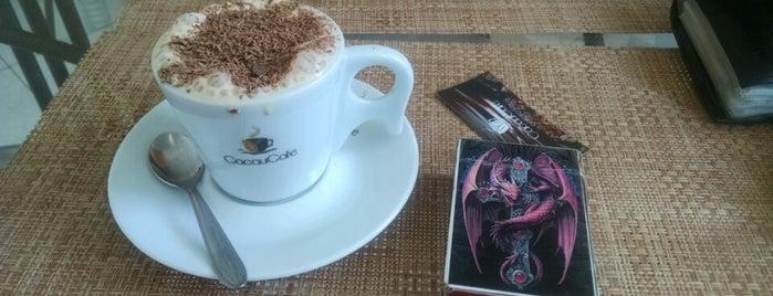 Cacau Café is one of Orte, die Luiz gefallen.