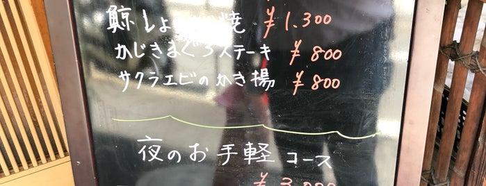 辰巳家 is one of Katsu'nun Beğendiği Mekanlar.