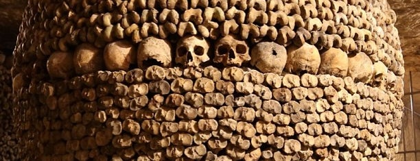 Catacombes de Paris is one of Paris: what to do, where to go.