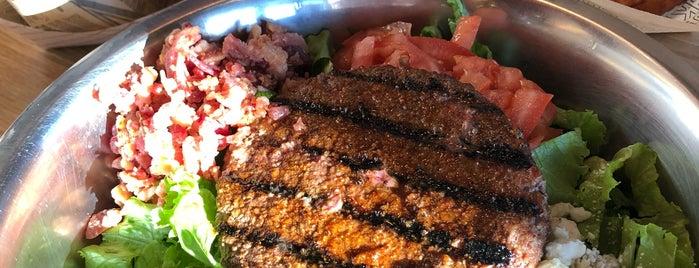 Teddy's Bigger Burgers is one of Lugares favoritos de Gary.