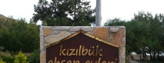 Kızılbük Ahşap evleri is one of Kamp.