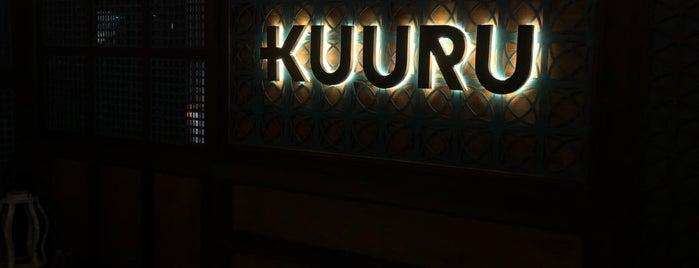 Kuuru is one of Jeddah.