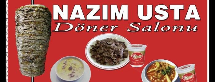 Nazim Usta is one of สถานที่ที่บันทึกไว้ของ Emre.