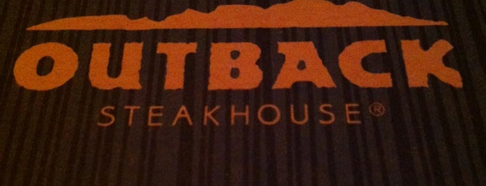 Outback Steakhouse is one of Andy 님이 좋아한 장소.