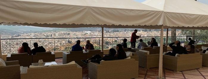Les Merinides Hotel Fez is one of ساره ج. 님이 좋아한 장소.