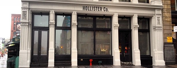 Hollister Co. is one of NEW YORK CITY : Manhattan in 10 days! #NYC enjoy.