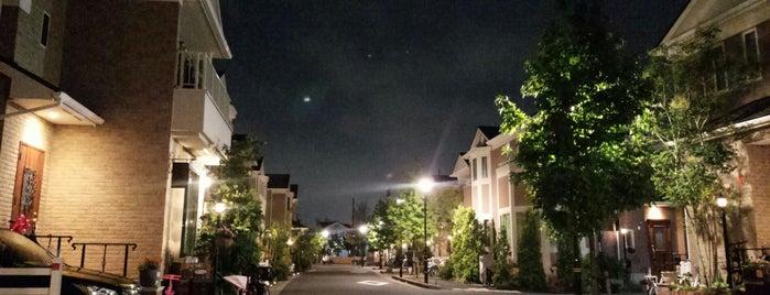 パレットコート六町 東京ココロシティ is one of ロケ場所など.