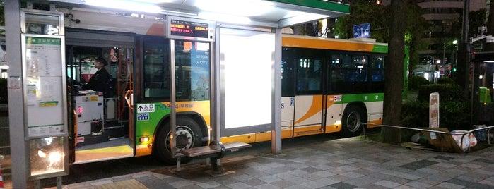 池袋駅東口バス停 is one of Lieux qui ont plu à Masahiro.