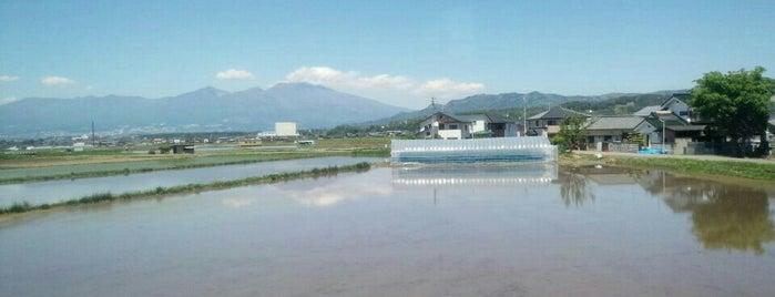 太田部駅 is one of JR 고신에쓰지방역 (JR 甲信越地方の駅).