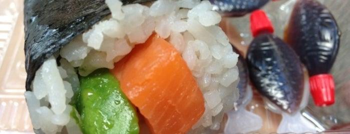 LR Sushi is one of Brisbane.