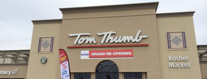 Tom Thumb is one of Beverlyさんのお気に入りスポット.