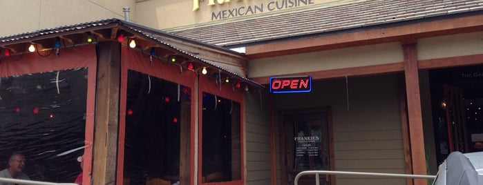 Frankie's Mexican Cuisine is one of D-Town: To Do in Dallas.
