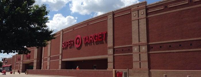 Target is one of สถานที่ที่ Cameron ถูกใจ.