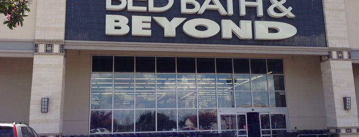 Bed Bath & Beyond is one of Russ's Liked Places.