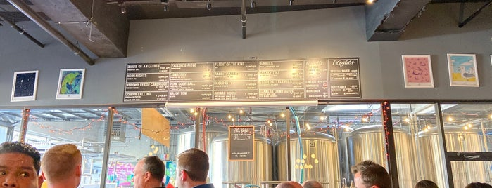Lamplighter Brewing Co. is one of Bars.