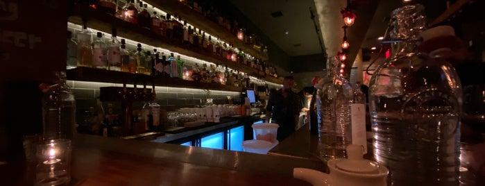 Amami Bar & Restaurant is one of Williamsburg/Greenpoint Food.