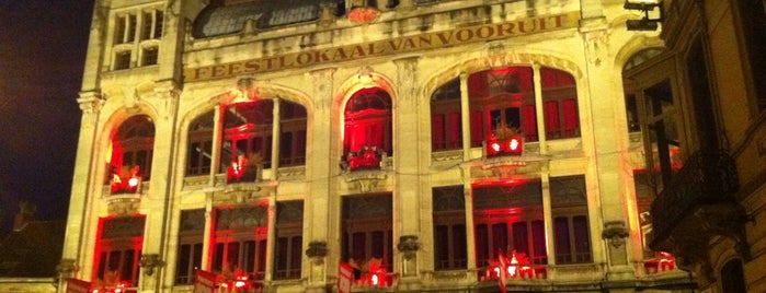 Vooruit is one of Nightlife.