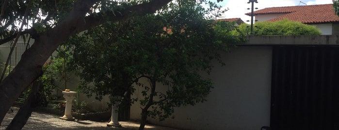 Casa Do Inácio is one of Tempat yang Disimpan Dhyogo.