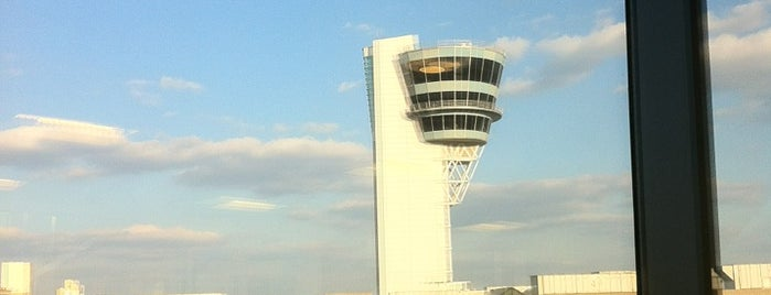 Flughafen Philadelphia International (PHL) is one of Airports around the World.