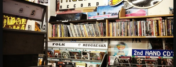 Freebird Records is one of In Dublin's Fair City (& Beyond).