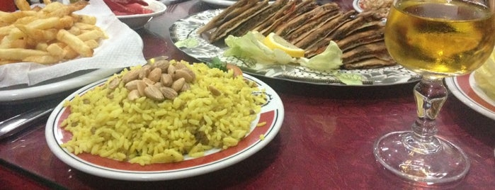 Fakhreddine is one of Fav restaurants.