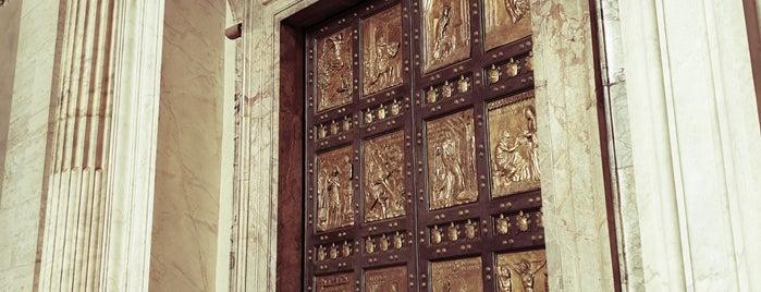 Bronze Doors is one of VATICAN - ITALY.