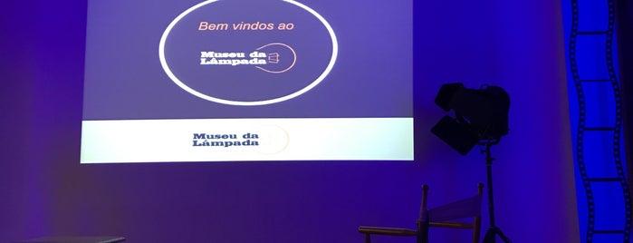 Museu da Lâmpada de São Paulo is one of 🌆 SP - lugares (ZS).