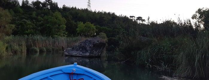 Akçapınar is one of Şafak 님이 좋아한 장소.