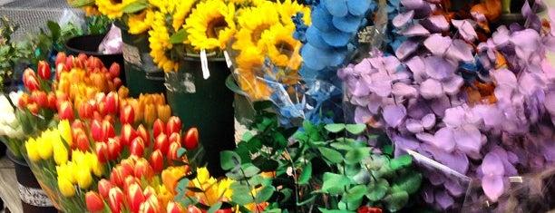 Flower District is one of Nueva York.