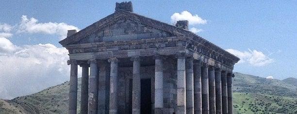 Garni Temple is one of грузия.