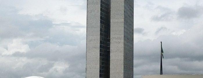 Câmara dos Deputados - Anexo II is one of Eduardo'nun Beğendiği Mekanlar.
