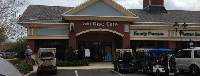 Son Rise Cafe is one of Locais salvos de Lizzie.