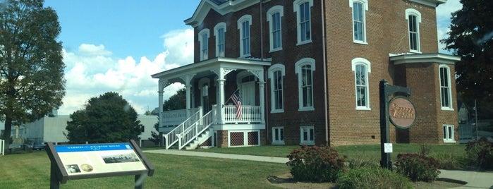 Glencoe Museum & Gallery is one of Virginia.