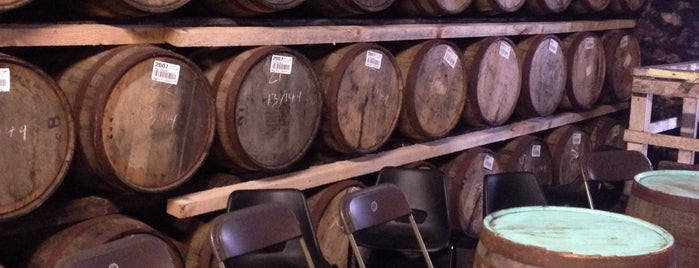 Bruichladdich Distillery is one of Europe 16.