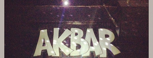 Akbar is one of Los Feliz / Silver Lake - My Spots.