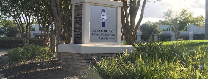 Le Cordon Bleu College of Culinary Arts in Orlando is one of My Magic Orlando.