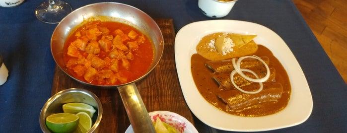 Pancho Gamboa Restaurante Cantina is one of Tempat yang Disukai York.