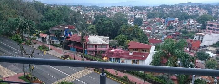 Hotel Misión Express is one of Locais curtidos por Rafa.