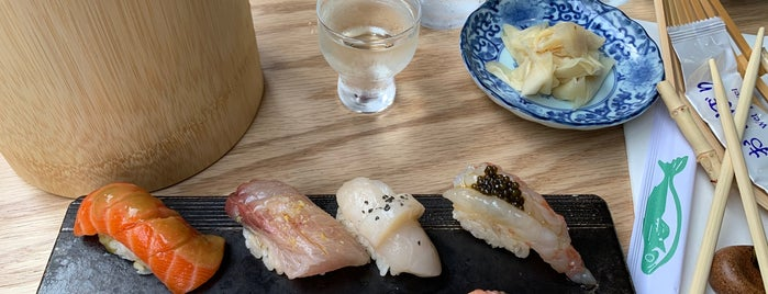 Omakase Room by Maaser is one of Manhattan To-Do's (Between Houston & 34th Street).