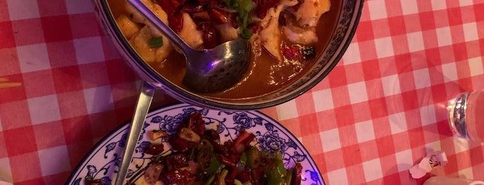 川天下 (Chuan Tian Xia) is one of NYC Dinner.