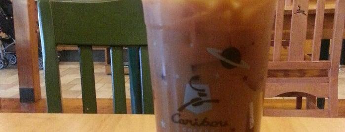 Caribou Coffee is one of Lieux sauvegardés par Jenny.