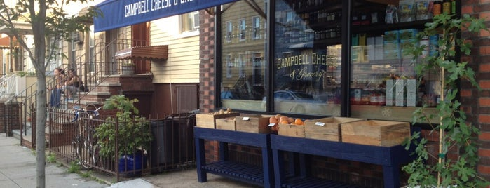 Campbell Cheese & Grocery is one of Bebidas & Comidas in the Burg.