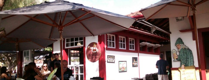 Barouk Chopp Beer Café is one of Minas historica.