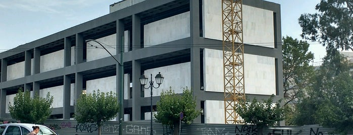 National Art Gallery - Alexandros Soutzos Museum is one of Athens, GR.