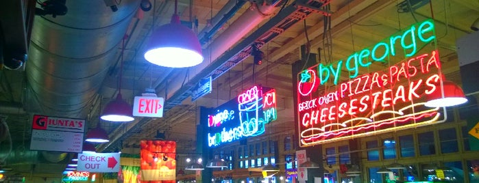 Reading Terminal Market is one of Places to visit in the US of A!.